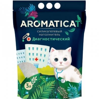 """Наполнитель """"Aromaticat"""" силикагелевый диагностический с гранулами-индикаторами pH 3л"""