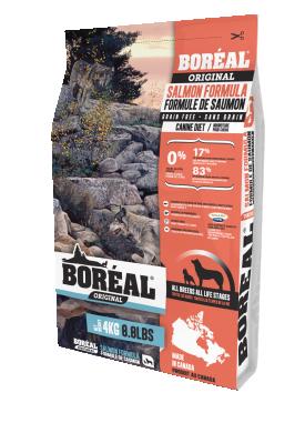 """""""Boreal Original с лососем"""" сухой корм для собак всех пород"""