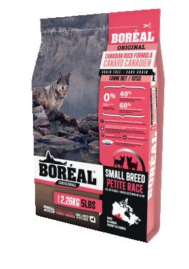 """""""Boreal Original с уткой"""" сухой корм для собак мелких пород"""