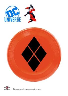 """Buckle-Down игрушка для собак фрисби """"Харли Квинн"""" цвет красный 31см"""