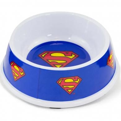 "Buckle-Down миска для животных ""Супермен"" мультицвет 0,470л"