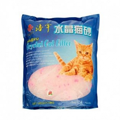 """Наполнитель """"Crystal Cat"""" Цветочный силикагель"""