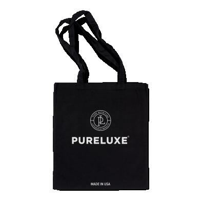 """""""Сумка-шоппер Pureluxe"""" черный цвет"""