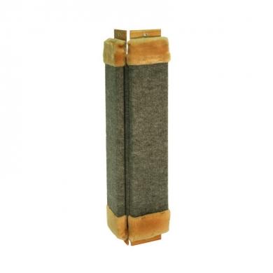 ЗооэкспрессКогтеточка ковровая угловая  60*24см