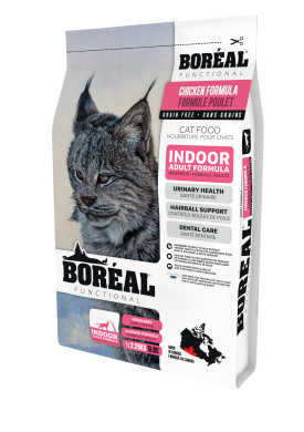 Boreal Functional с курицей сухой корм для кошек домашнего содержания всех пород