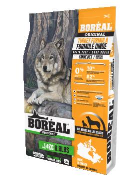 Boreal Original с индейкой сухой корм для собак всех пород