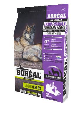 Boreal Original с ягненком сухой корм для собак всех пород